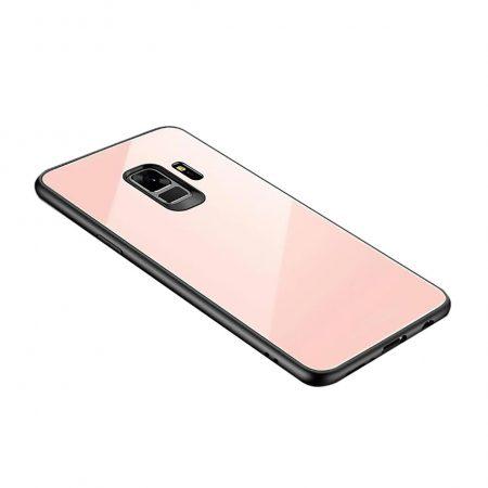 قیمت خرید قاب پشت گلس گوشی Samsung Galaxy A6 2018 مدل JZZS