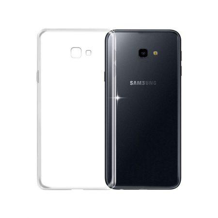 قیمت خرید قاب ژله ای شفاف گوشی سامسونگ Galaxy J4 Plus مدل Clear TPU