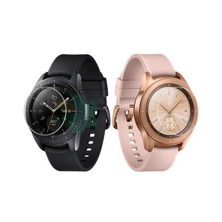 قیمت خرید محافظ صفحه نمایش شیشه ای سامسونگ گلکسی واچ Galaxy Watch 42mm