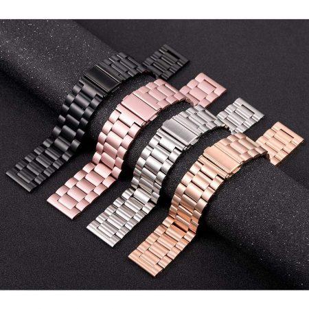 قیمت خرید بند استیل ساعت سامسونگ Galaxy Watch 42mm مدل 3Pointers