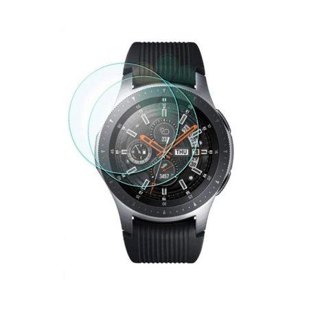 قیمت خرید محافظ صفحه گلس ساعت سامسونگ گلکسی واچ Galaxy Watch 46mm