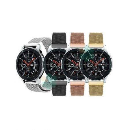 خرید بند فلزی ساعت هوشمند سامسونگ Galaxy Watch 46mm مدل حصیری