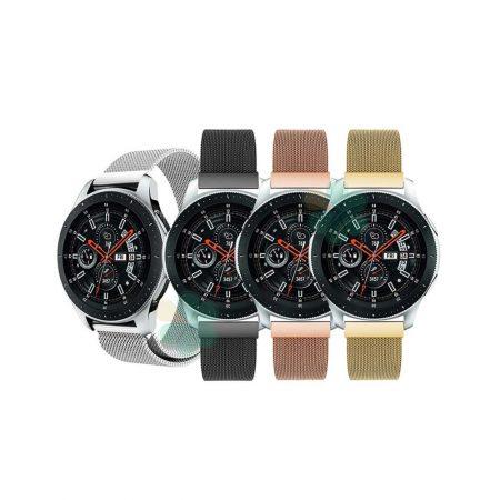 قیمت خرید بند فلزی ساعت هوشمند سامسونگ Galaxy Watch 46mm مدل حصیری