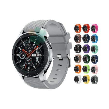 قیمت خرید بند سیلیکونی ساعت سامسونگ گلکسی واچ Galaxy Watch 46mm