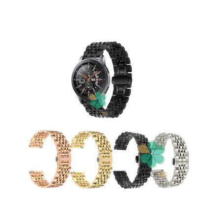 خرید بند استیل سامسونگ گلکسی واچ Galaxy Watch 46mm طرح رولکسی