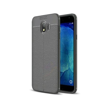 قیمت خرید کاور چرمی اتو فوکوس برای گوشی سامسونگ Samsung J4 2018