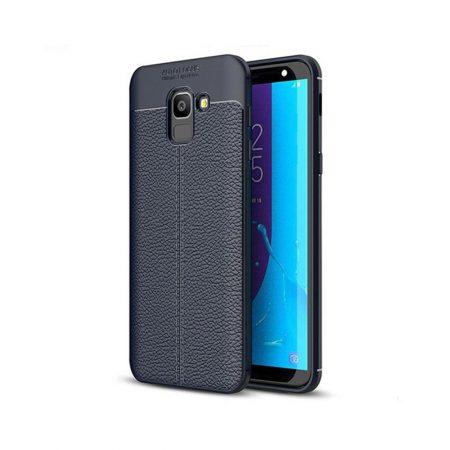 قیمت خرید کاور چرمی اتو فوکوس برای گوشی سامسونگ Samsung J6 2018