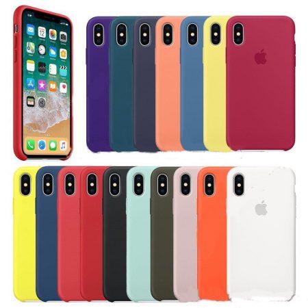 قیمت خرید قاب محافظ سیلیکونی گوشی آیفون iPhone XS