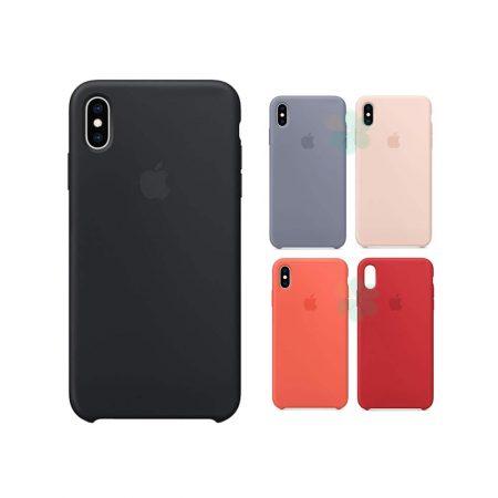 قیمت خرید قاب محافظ سیلیکونی گوشی آیفون iPhone XS Max