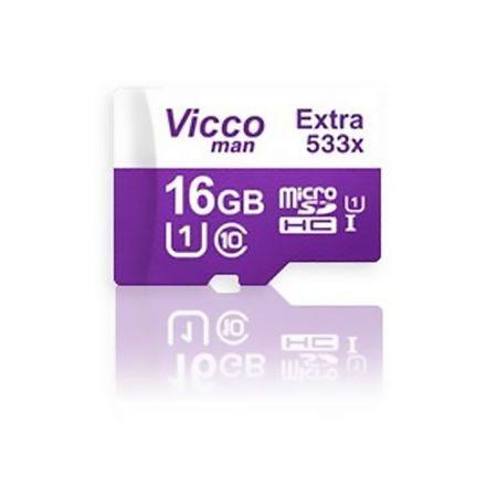 قیمت خرید کارت حافظه ویکو من کلاس 10 ظرفیت 16 گیگابایت