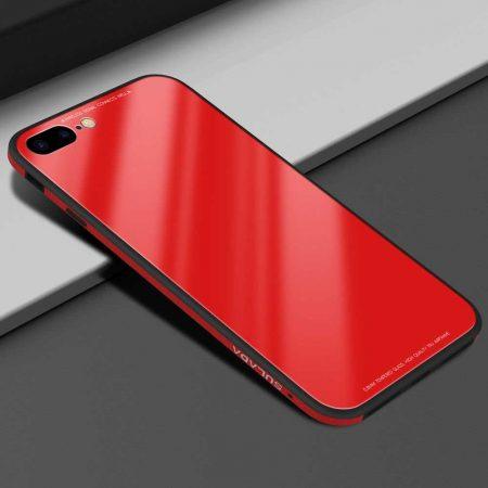 قیمت خرید قاب پشت گلس گوشی آیفون iPhone 7 / 8 Plus مدل JZZS