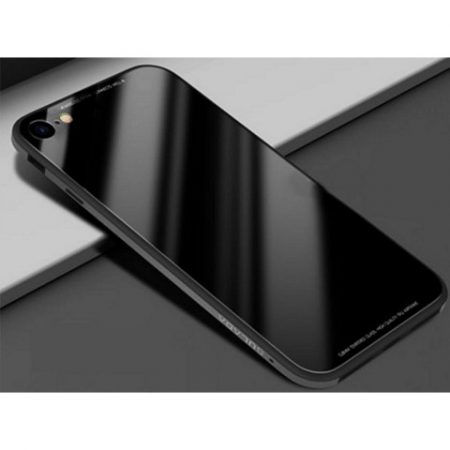 قیمت خرید قاب پشت گلس گوشی آیفون 8 / iPhone 7 مدل JZZS