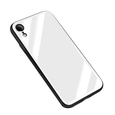 قیمت خرید قاب پشت گلس گوشی آیفون iPhone XR مدل JZZS