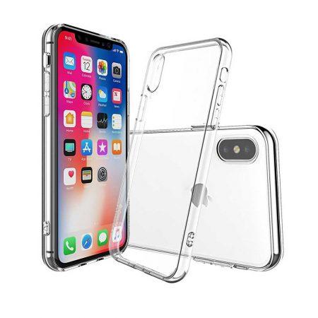 قیمت خرید قاب ژله ای شفاف گوشی آیفون iPhone XS مدل Clear TPU