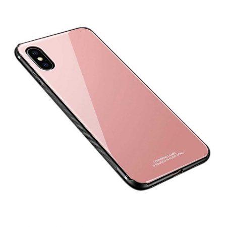 قیمت خرید قاب پشت گلس گوشی آیفون iPhone XS Max مدل JZZS