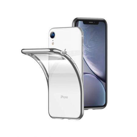 قیمت خرید قاب ژله ای شفاف گوشی آیفون iPhone XR مدل Clear TPU