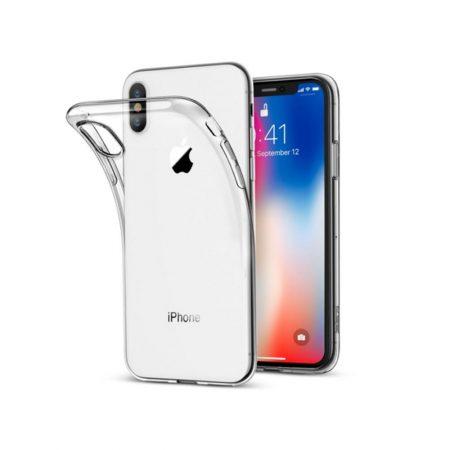 قیمت خرید قاب ژله ای شفاف گوشی آیفون iPhone XS Max مدل Clear TPU