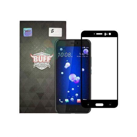 قیمت خرید محافظ صفحه شیشه ای بوف 5D گوشی HTC U11