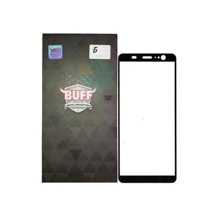 قیمت خرید محافظ صفحه شیشه ای بوف 5D گوشی HTC U11 Plus