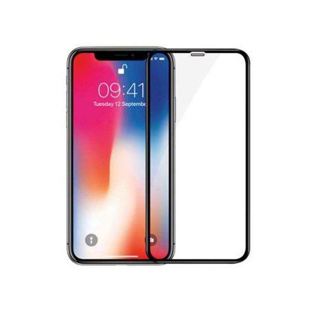 قیمت خرید محافظ صفحه شیشه ای بوف 5D گوشی آیفون iPhone XS Max