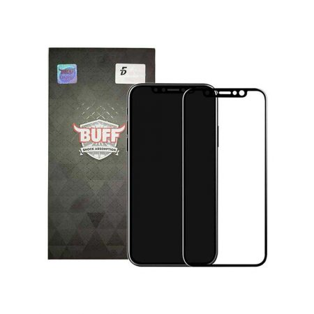 قیمت و خرید محافظ صفحه شیشه ای بوف 5D گوشی آیفون iPhone XR