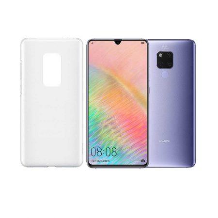 قیمت خرید قاب ژله ای شفاف گوشی Huawei Mate 20 X مدل Clear TPU