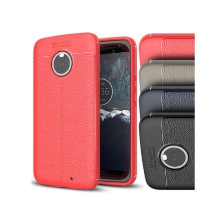 قیمت خرید کاور چرمی اتو فوکوس گوشی موتورولا Motorola Moto X4