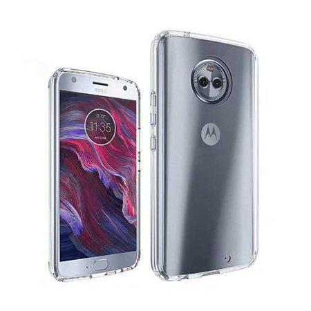 قیمت خرید قاب ژله ای شفاف گوشی موتورولا Motorola Moto X4 مدل Clear TPU