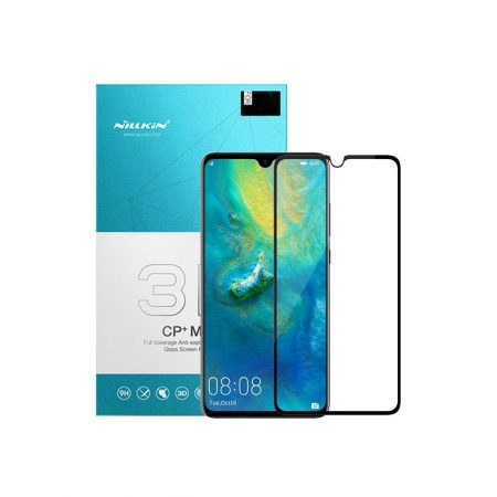 قیمت خرید گلس 3D نیلکین گوشی هواوی Huawei Mate 20 مدل CP+ Max