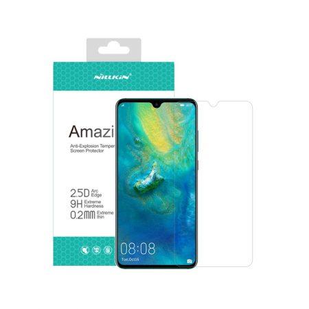قیمت خرید گلس نیلکین گوشی هواوی Huawei Mate 20 مدل Amazing H+ Pro