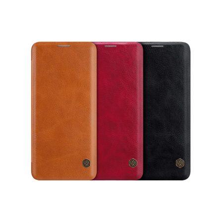 قیمت خرید کیف چرمی نیلکین گوشی هواوی Huawei Mate 20 Pro مدل Nillkin Qin