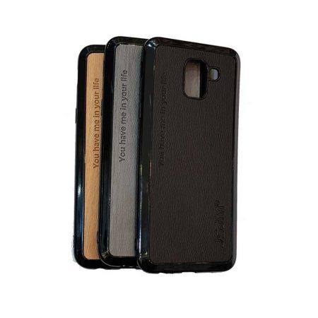 قیمت خرید قاب طرح چوب گوشی سامسونگ Samsung Galaxy A6