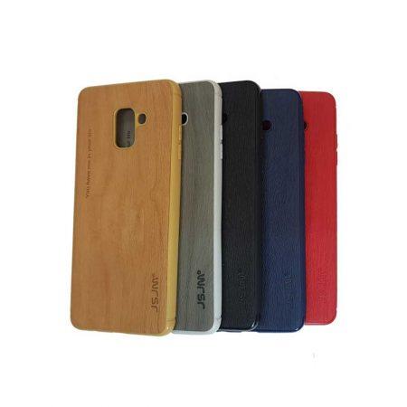 قیمت خرید قاب طرح چوب گوشی سامسونگ Samsung Galaxy A8 2018