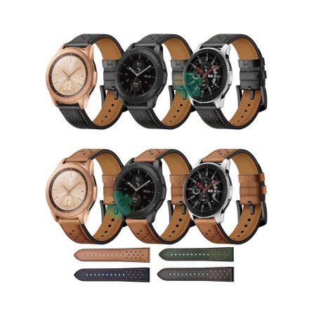 قیمت خرید بند سامسونگ گلکسی واچ چرمی Galaxy Watch Belt Leather Band