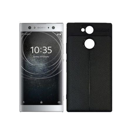قیمت خرید کاور طرح چرم گوشی سونی Sony Xperia XA2 مدل اتو فوکوس