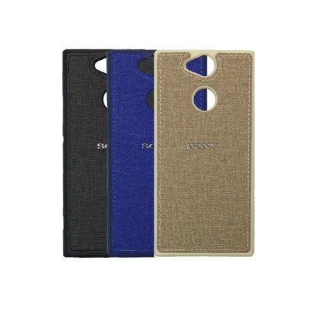 قیمت خرید گارد ژله ای گوشی سونی Sony Xperia XA2 طرح پارچه ای