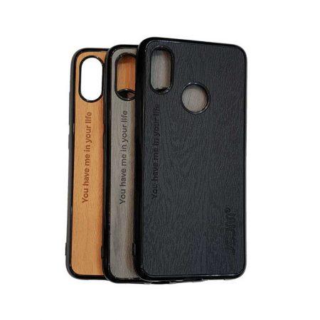 قیمت خرید قاب طرح چوب گوشی شیائومی می 8 - Xiaomi Mi 8