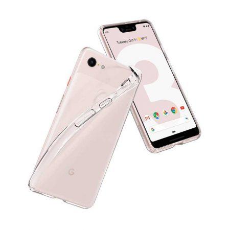 قیمت خرید قاب ژله ای شفاف گوشی گوگل پیکسل 3 - Google Pixel 3 مدل Clear TPU