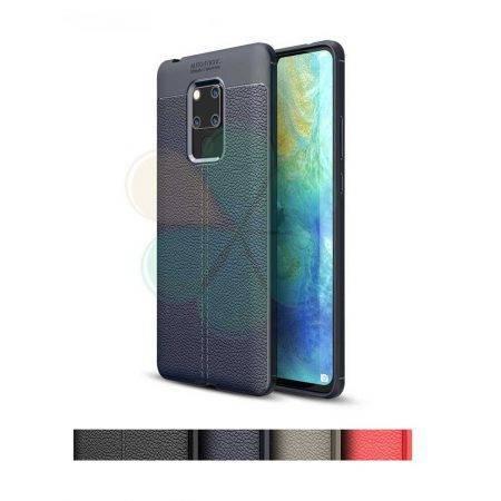 قیمت خرید کاور چرمی اتو فوکوس گوشی هواوی Huawei Mate 20 X