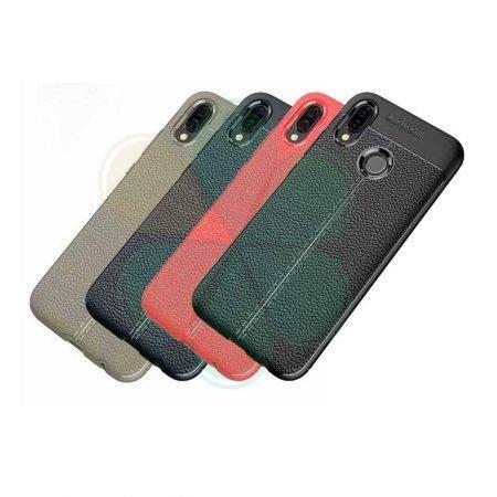 قیمت خرید کاور چرمی اتو فوکوس گوشی هواوی Huawei P Smart Plus / Nova 3i