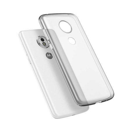 قیمت خرید قاب ژله ای شفاف گوشی موتورولا Motorola Moto G6 Play مدل Clear TPU