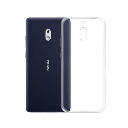 قیمت خرید قاب ژله ای شفاف گوشی نوکیا Nokia 2.1 مدل Clear TPU