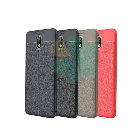 قیمت خرید کاور چرمی اتو فوکوس گوشی نوکیا Nokia 3.1