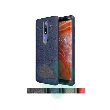 قیمت خرید کاور چرمی اتو فوکوس گوشی نوکیا 3.1 پلاس - Nokia 3.1 Plus