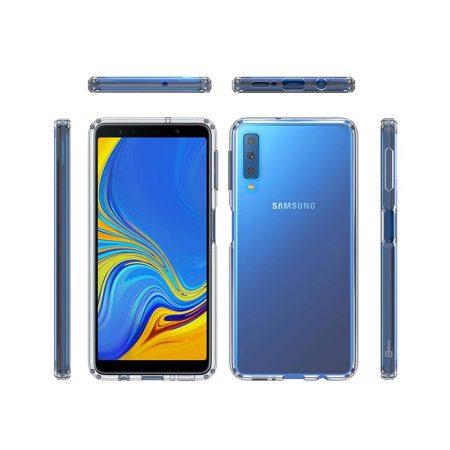 قیمت خرید قاب ژله ای شفاف گوشی سامسونگ Samsung A7 2018 مدل Clear TPU