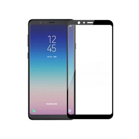قیمت خرید گلس محافظ تمام صفحه گوشی سامسونگ Samsung A8 Star / A9 Star