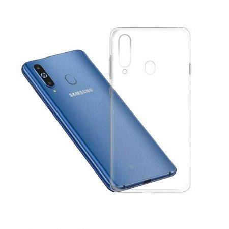 قیمت خرید قاب ژله ای شفاف گوشی سامسونگ Samsung Galaxy A8s مدل Clear TPU