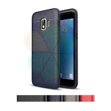 قیمت خرید کاور چرمی اتو فوکوس گوشی سامسونگ Samsung Galaxy J2 Core