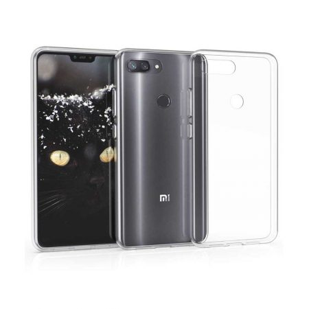 قیمت خرید قاب ژله ای شفاف گوشی شیائومی Xiaomi Mi 8 Lite / Mi 8X مدل Clear TPU