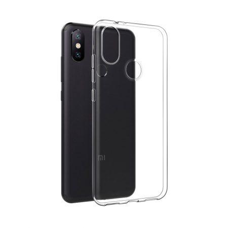قیمت خرید قاب ژله ای شفاف گوشی شیائومی Xiaomi Mi A2 / Mi 6X مدل Clear TPU